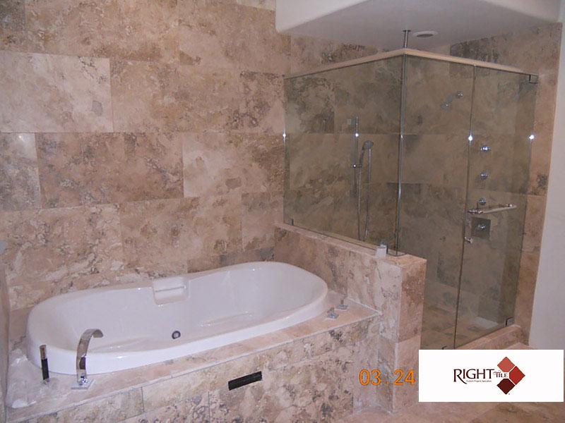 Tile Floor Estimate For Tile Floor Installation - Estimate for bathroom installation