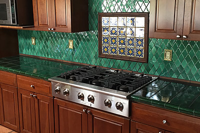 Tile Kitchens